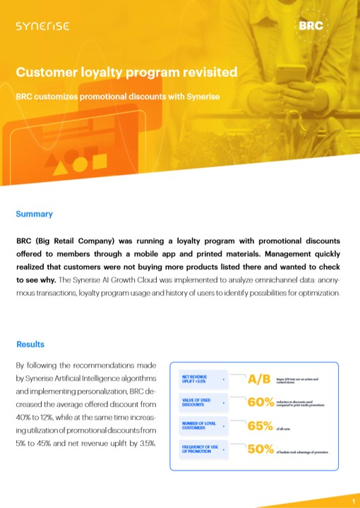Business Case Study Example