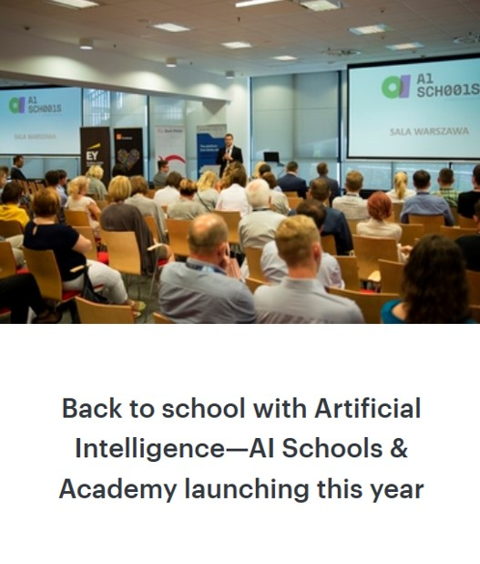 AI schools official presentation