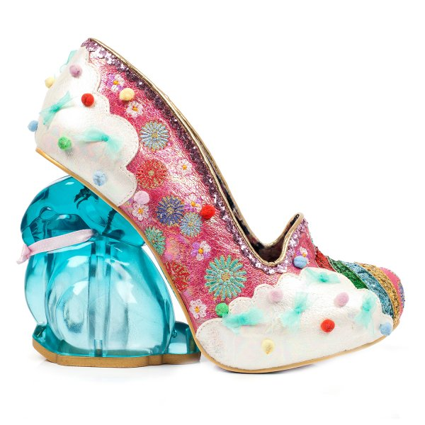 Woman Bunny high heels Irregular Choice