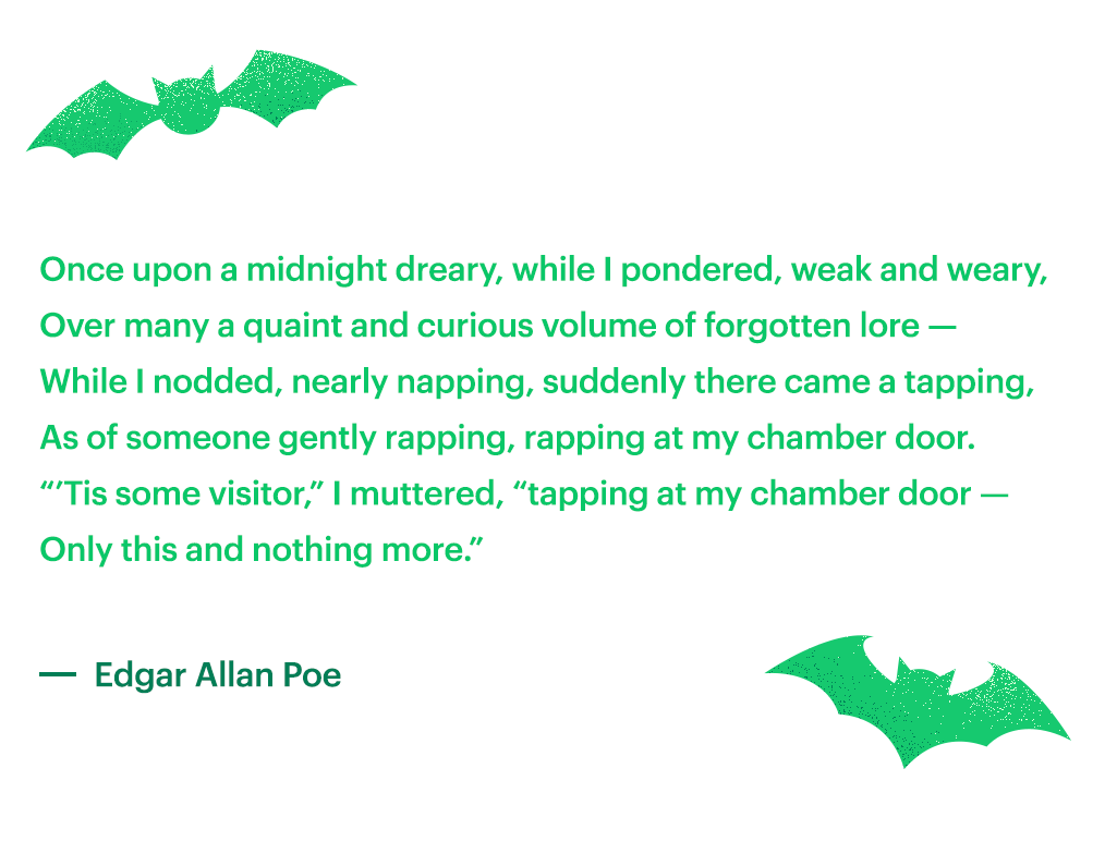 Edgar Alan Poe quote