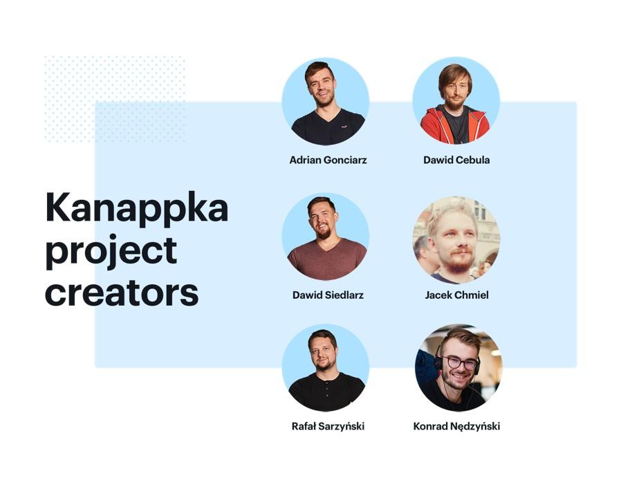 Kanappka project creators