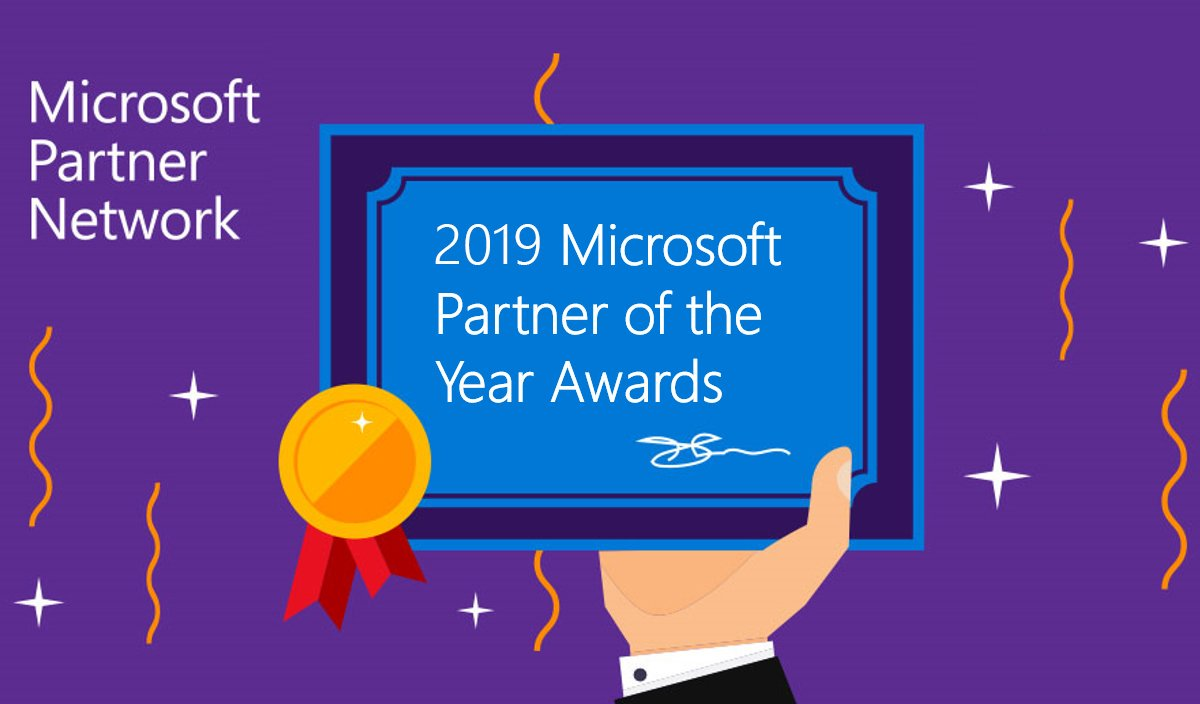 Microsoft Country Partner of the Year Award