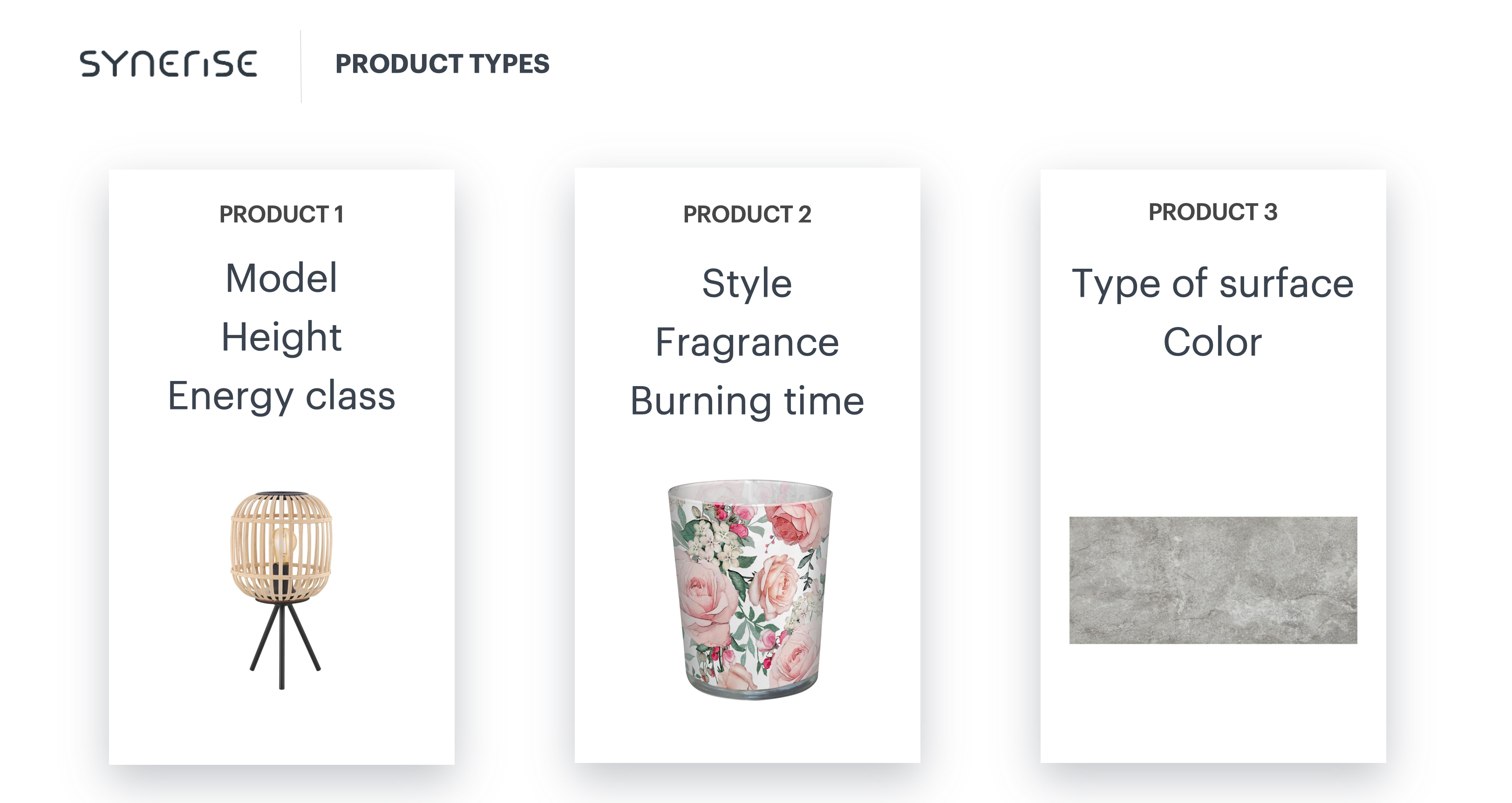stock diversity in the product feed example